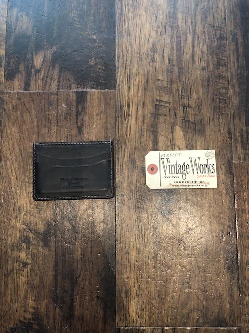 「Vintage Works」Card Case