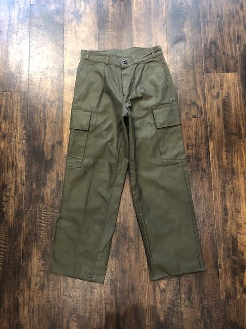 「used」Dutch Army Knife Pocket Cargo Pants