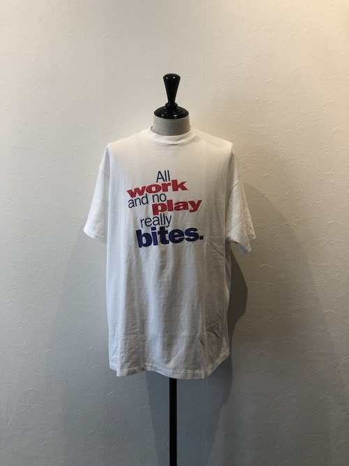 「used」90's Hanes BEEFY Tee Water Melon