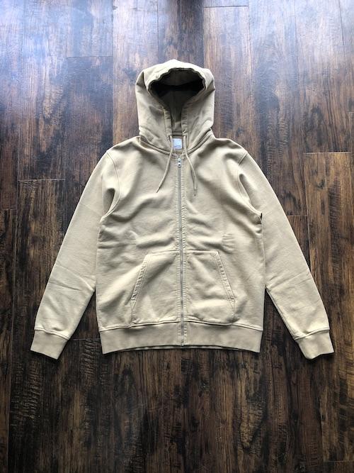 「COLORFUL STANDARD」Classic Organic Zip Hood