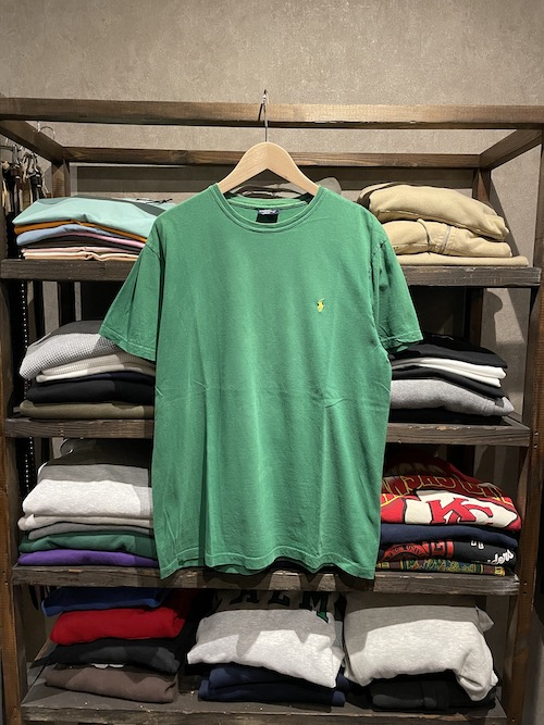「used」Polo Ralph Lauren Crew Neck Tee(S)
