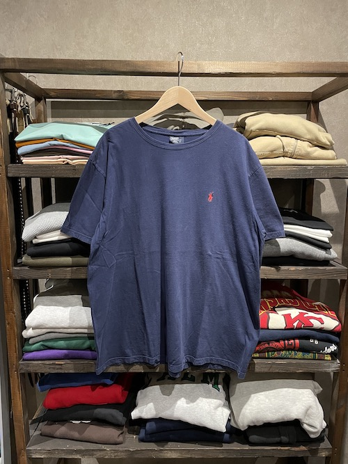 「used」Polo Ralph Lauren Crew Neck Tee(L)