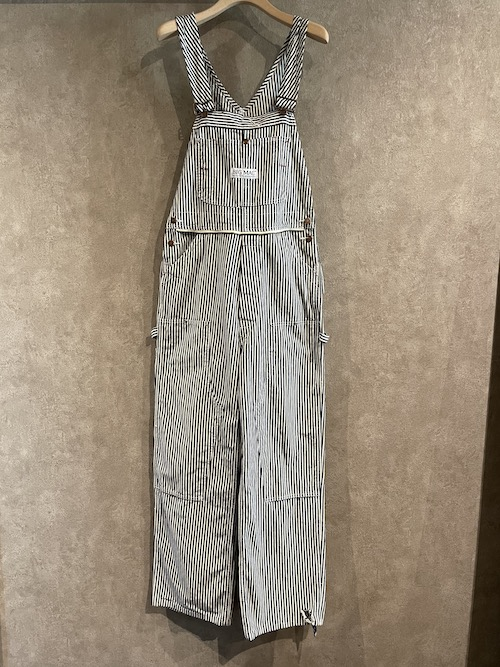 "「used」BIG MAC Overall ""Hickory""(W33)"