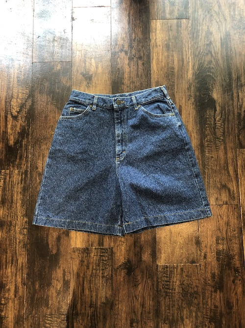 「used」80's L.L.BEAN Denim Shorts