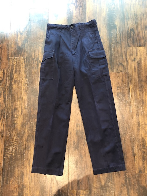 「used」British Army Royal Navy Cargo Pants